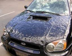 Cash For Hail Damaged Cars In Sydney NSW