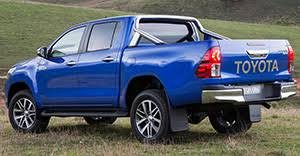 Toyota Hilux Pickup Review