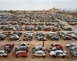 Landfill Car Disposals